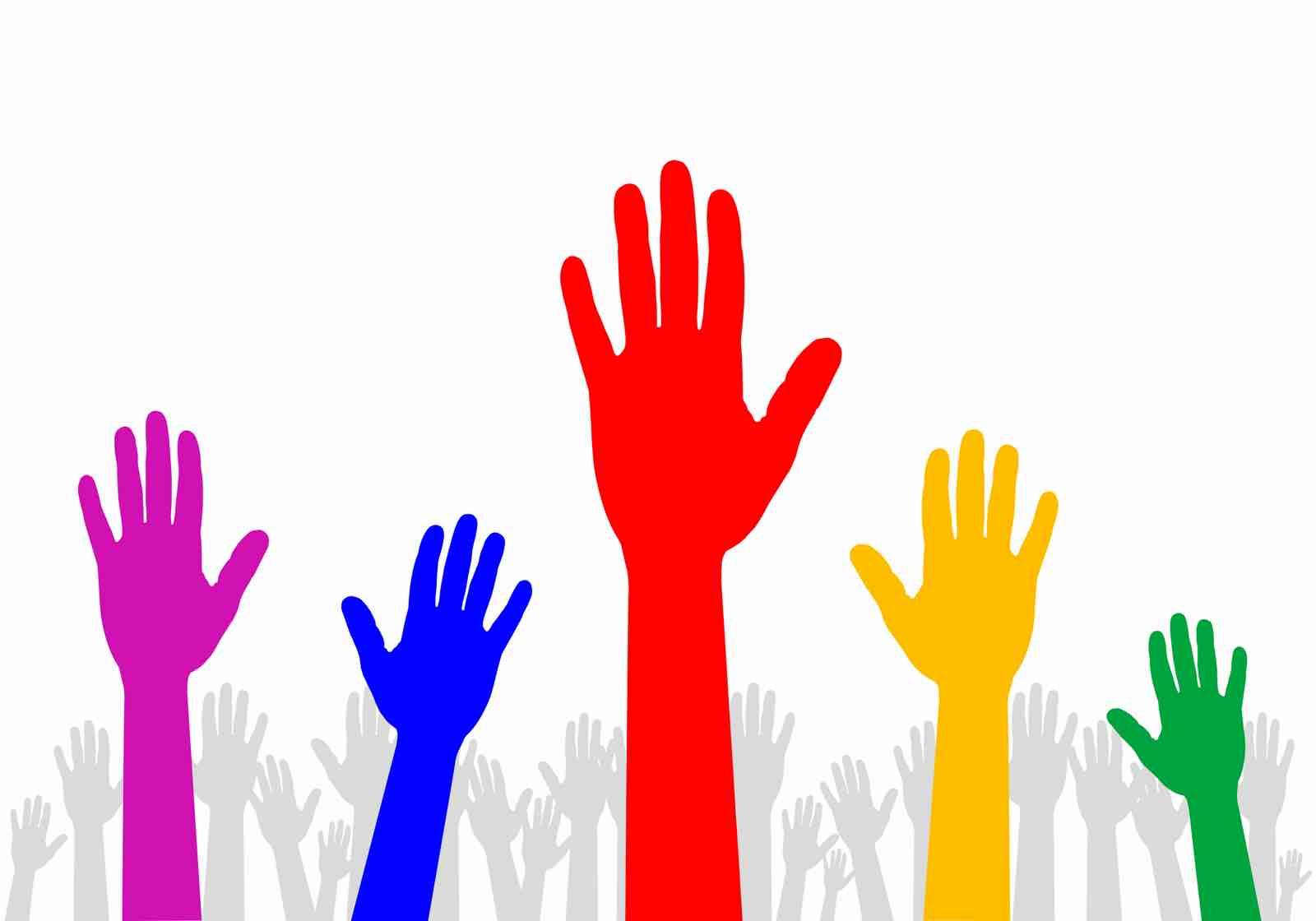Volunteer For ICWS